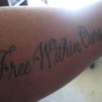 Free Within our selves tattoo_02